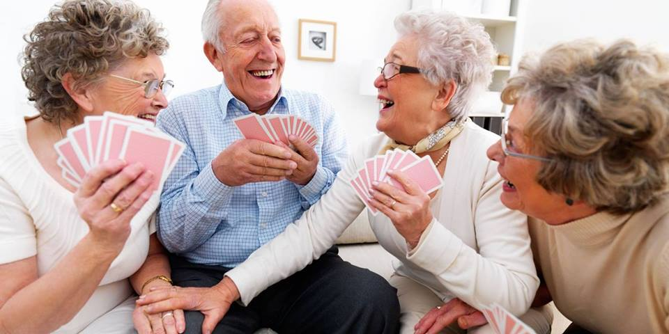 Webové stránky pro seznamování seniorů